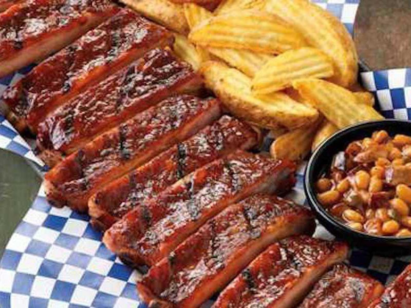 Famous Daves Food