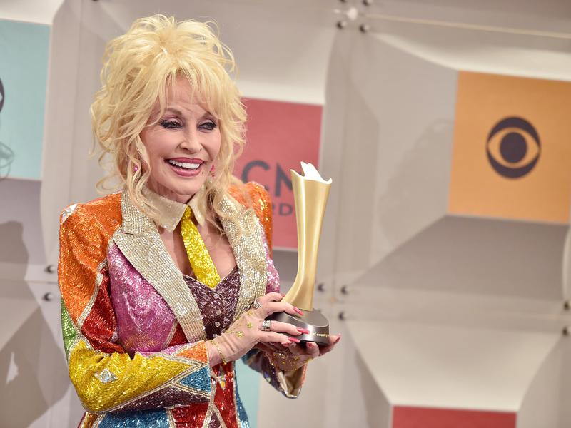 dolly parton academy of country music awards