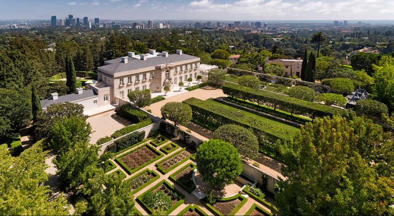 The Beverly Hillbillies Mansion