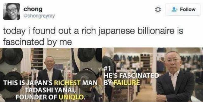 Japanese billionaire