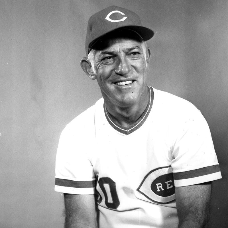 """""""Sparky"""" Anderson portrait"""