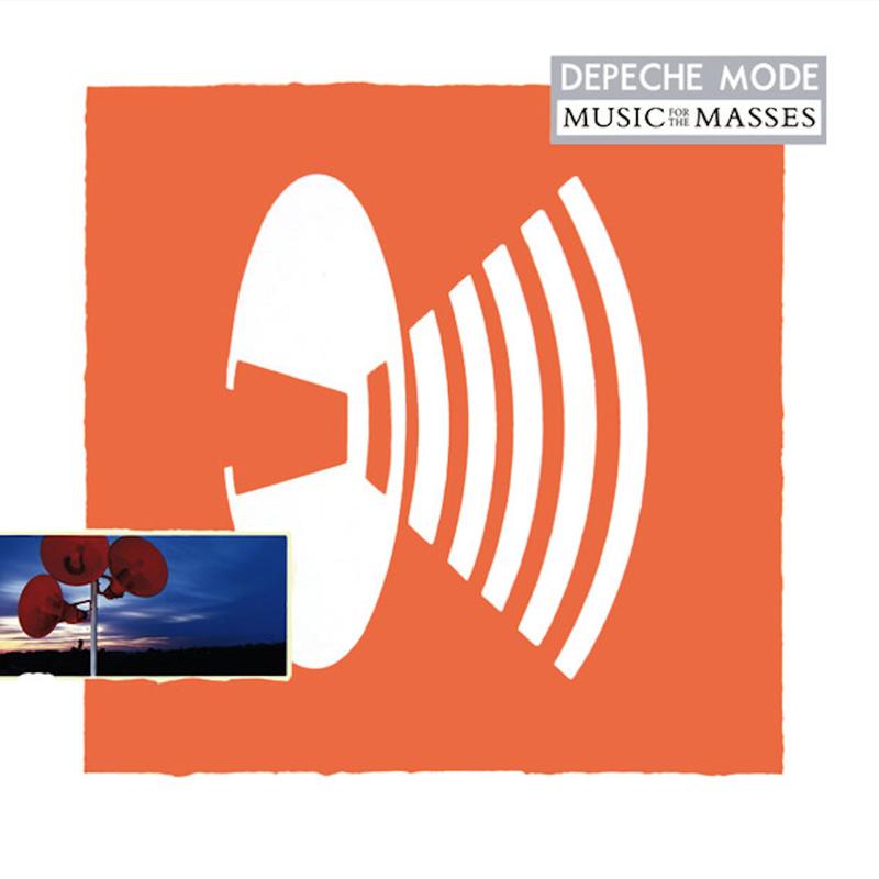 """Depeche Mode's """"Music for the Masses."""""""