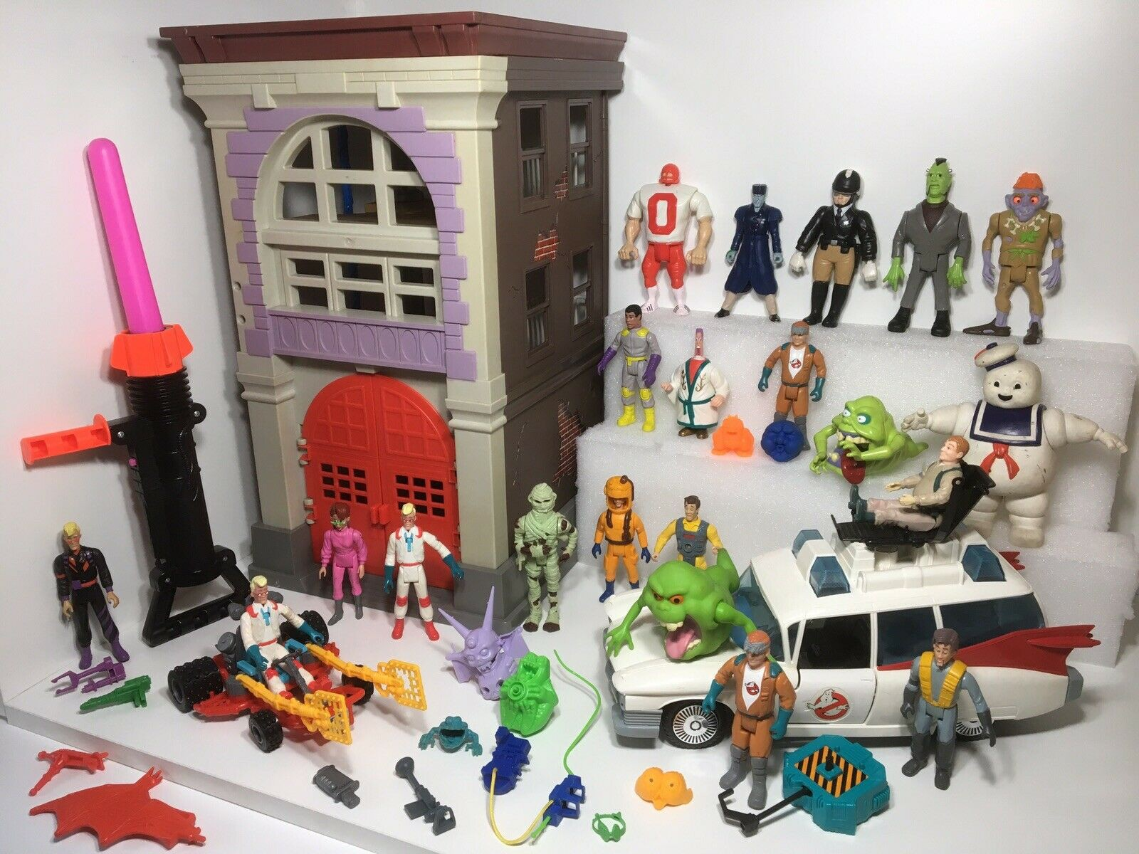 Real Ghostbusters ECTO-1A