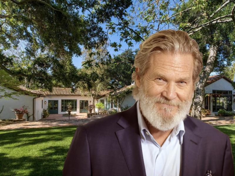 Jeff Bridges' Home