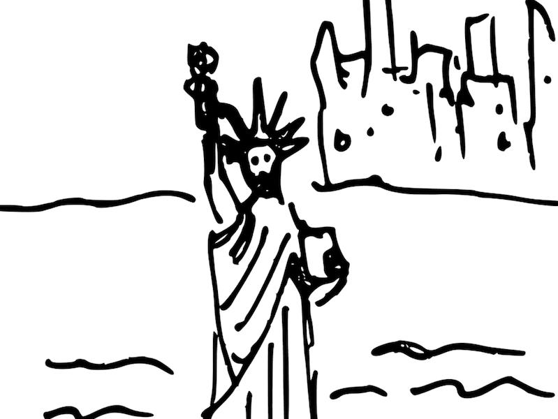 NYC illustration