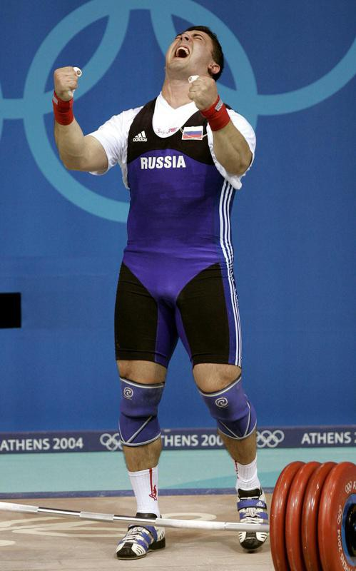 Dmitry Berestov reacts