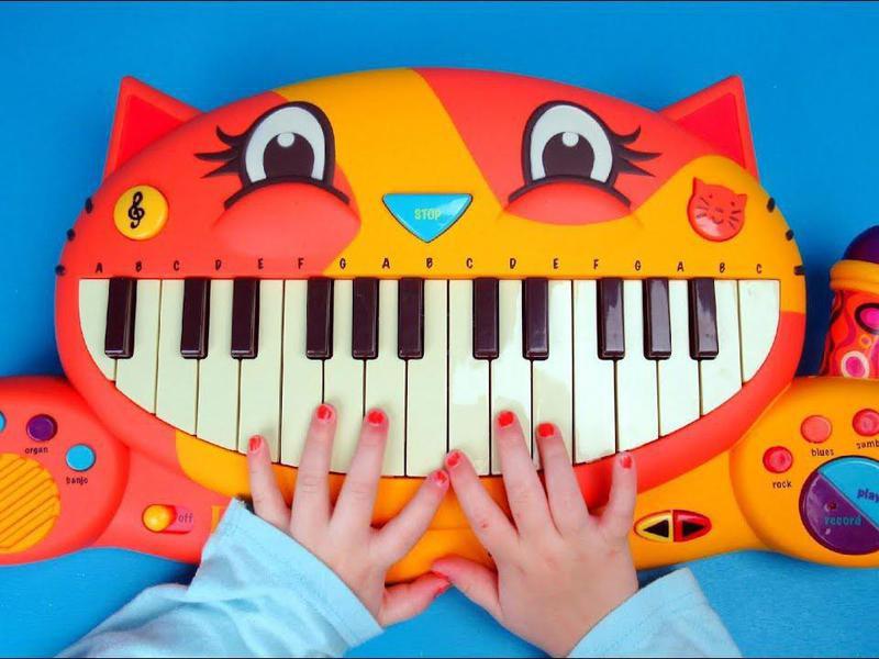 B. Meowsic Cat Keyboard