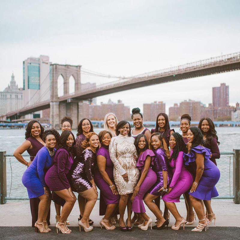 Bachelorette in New York City