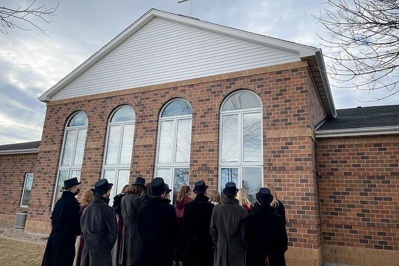 Oak Grove Lutheran School in North Dakota