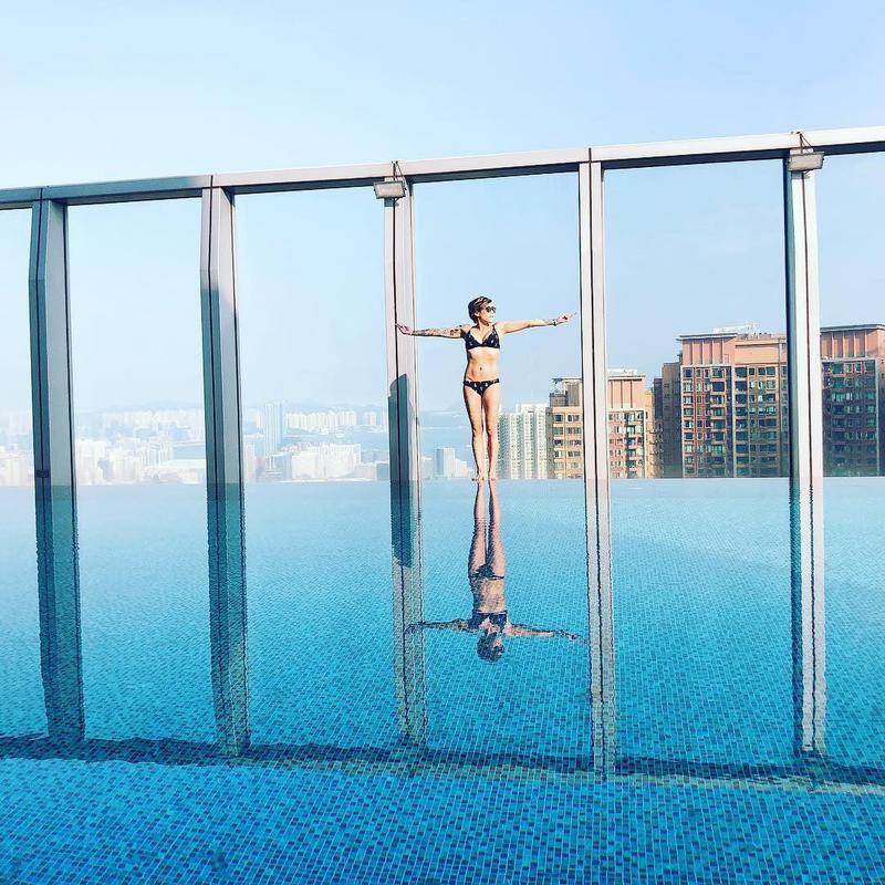 W Hong Kong Wet Pool