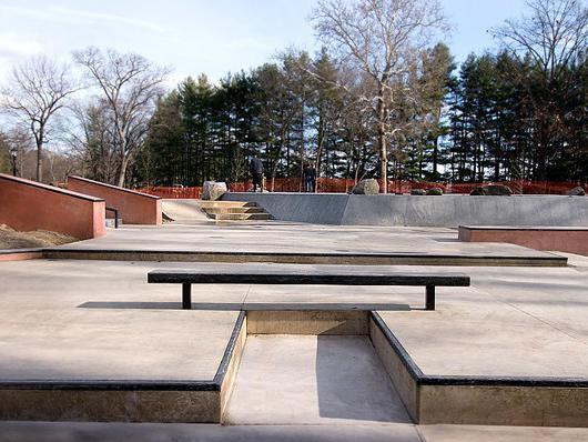 Rockwell Park near Bristol, Connecticut