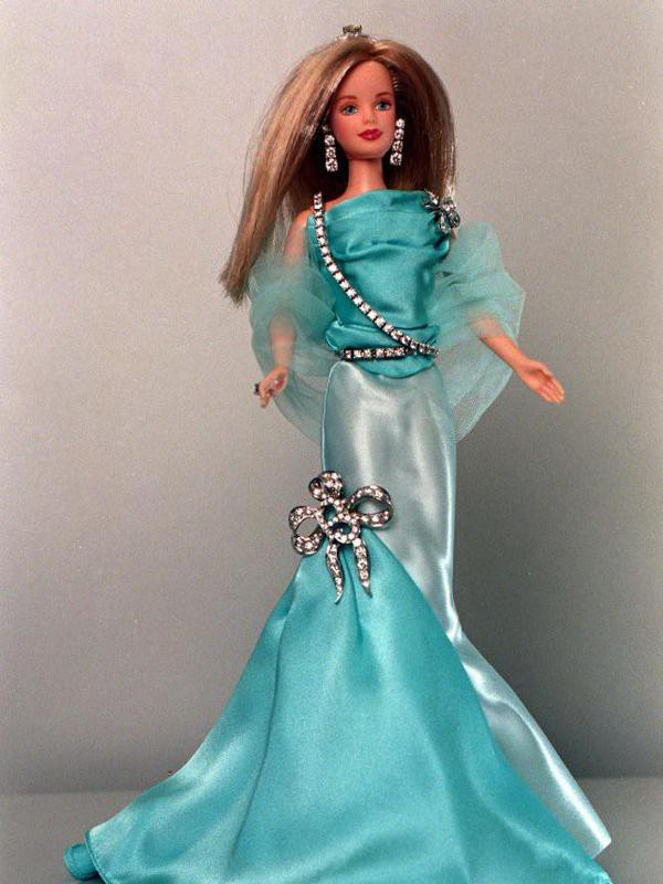 Blue Ivy's Barbie Doll