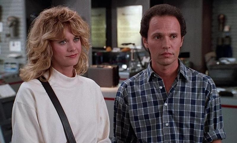 Harry Burn and Sally Albright