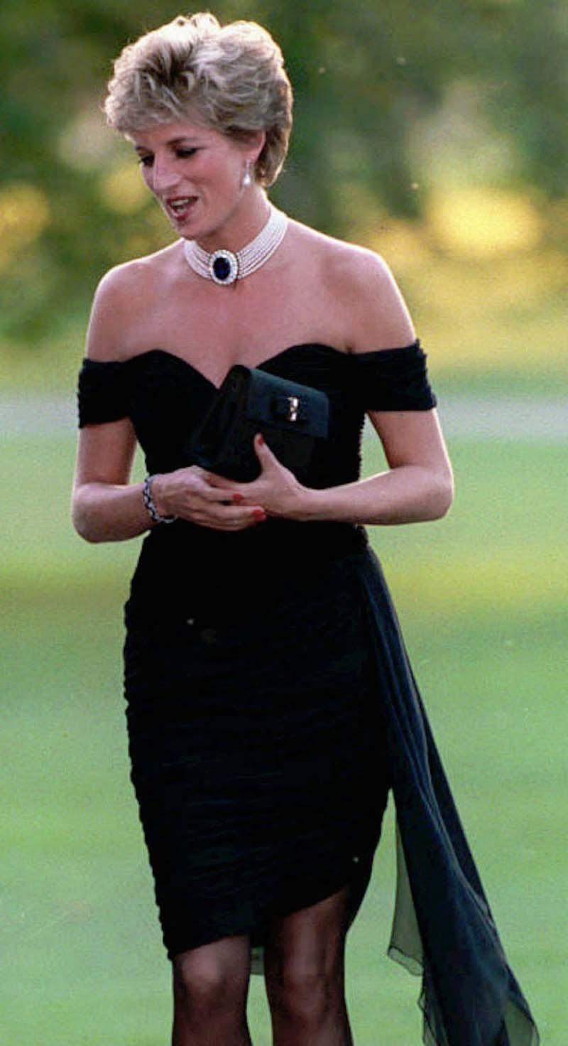 Princess Diana in LBD
