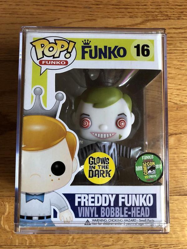 Freddy Funko Beetlejuice