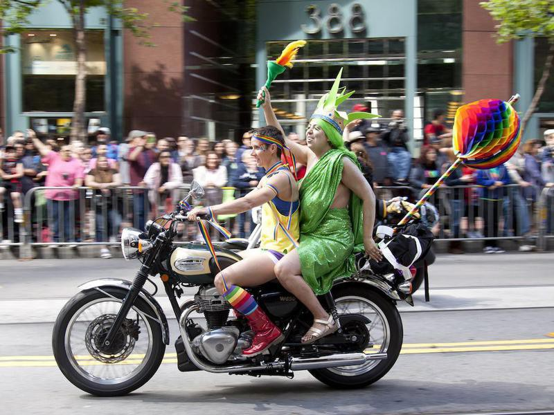 San Francisco Gay Pride Parade