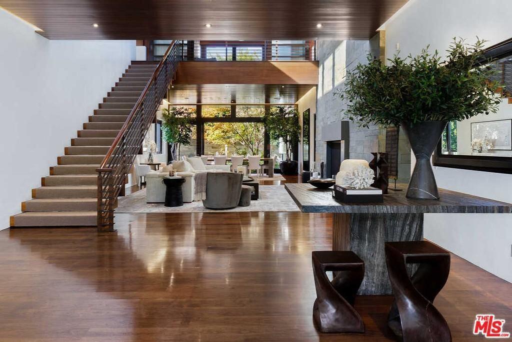 Zen-inspired living room