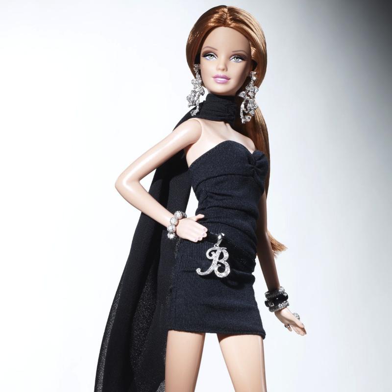 Lorraine Schwartz Barbie