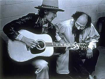 Bob Dylan 'Rolling Thunder Revue' North American Tour