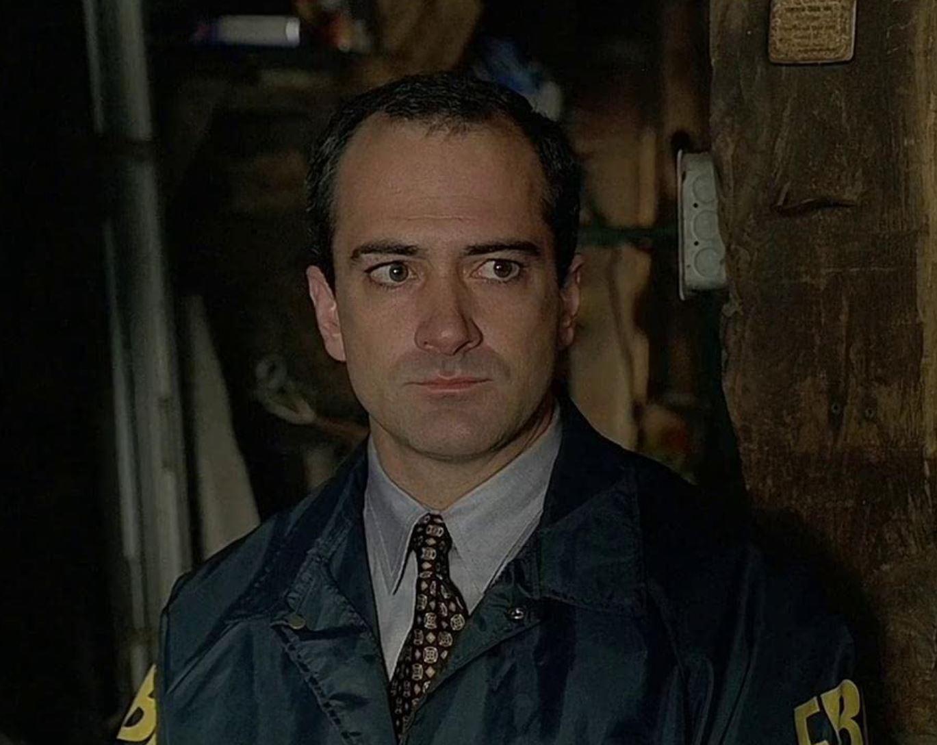 Agent Dwight Harris in The Sopranos