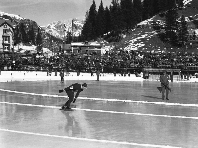 Winter Olympics, 1956