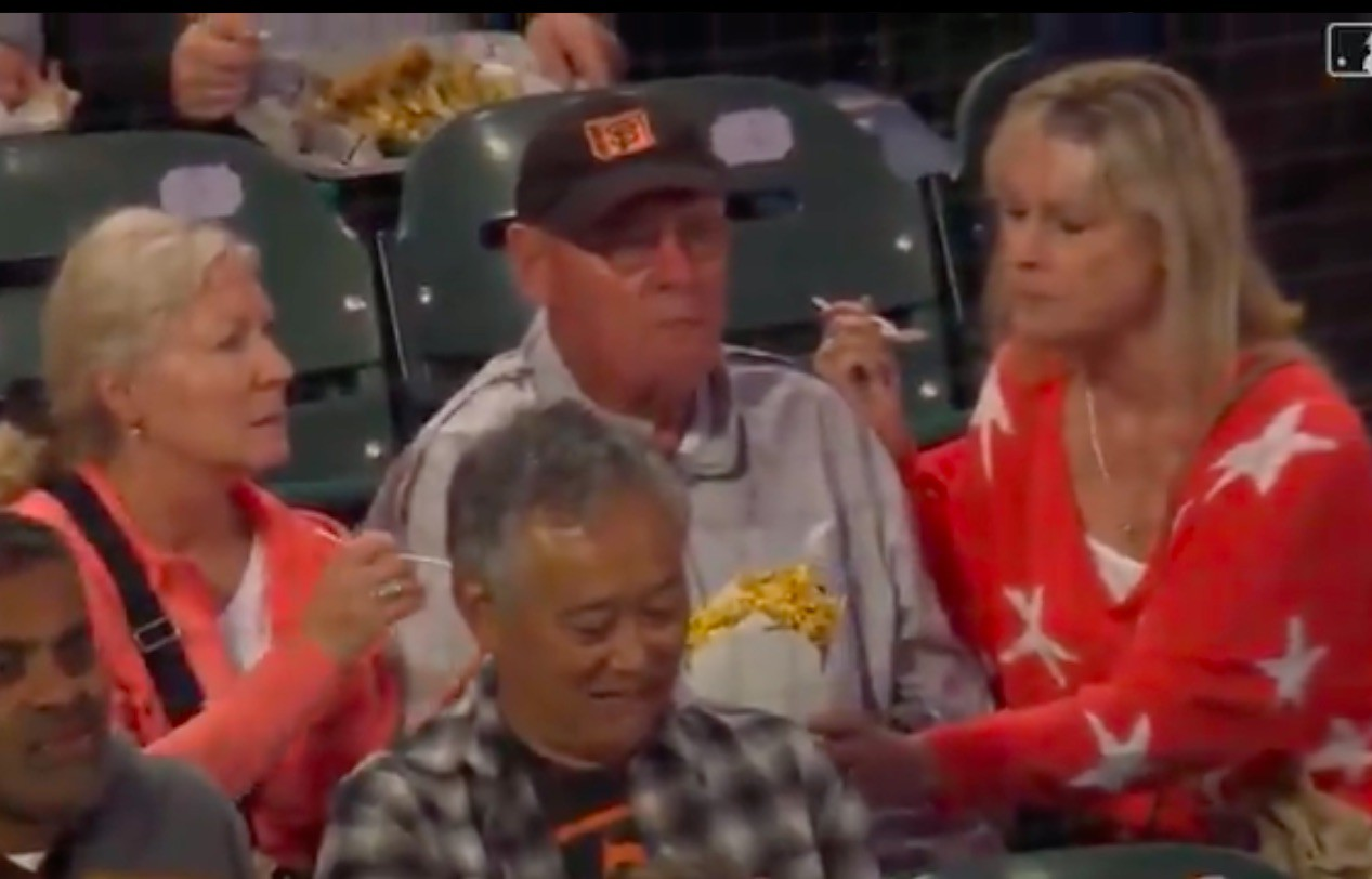 Chinese Food — Oracle Park