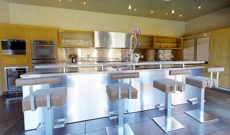 Sowden House kitchen