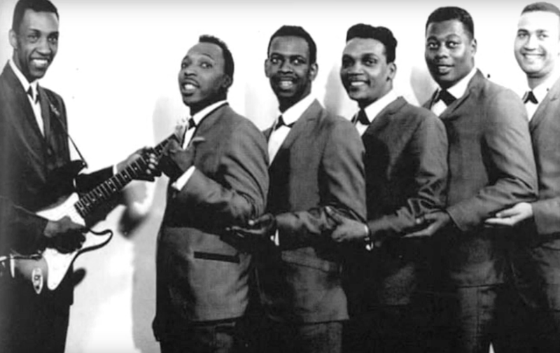 """The Contours, of """"Do You Love Me?"""" fame, recorded their song about gold digging in 1965."""