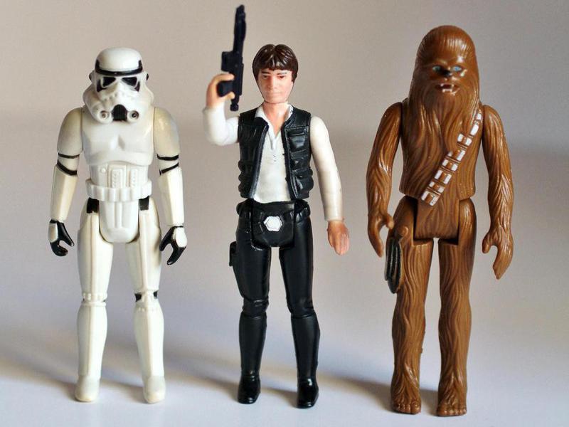 Star Wars Action Figures