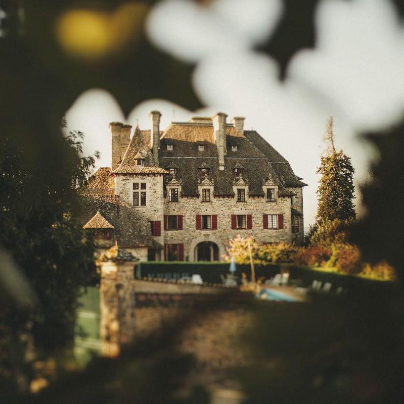 Château de Doux exterior