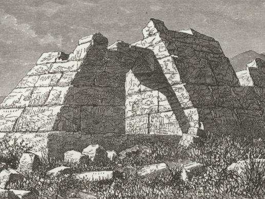 Pyramids of Argolis illustration