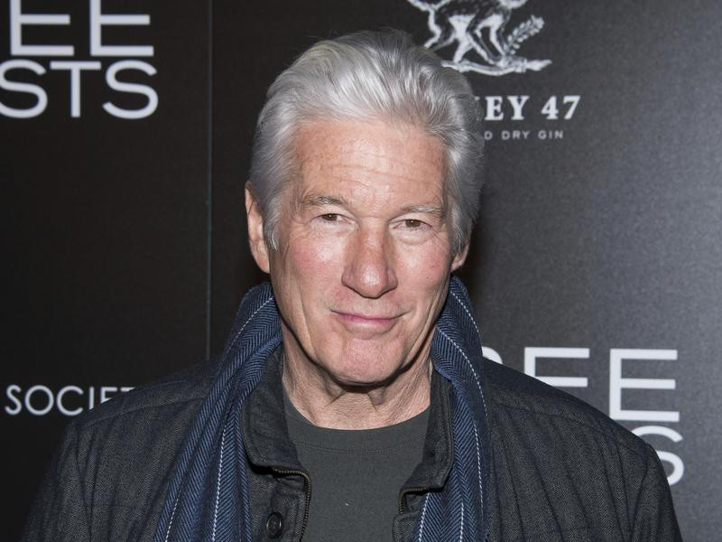 Richard Gere Now