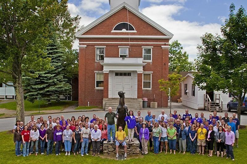 Hampden Academy in Maine