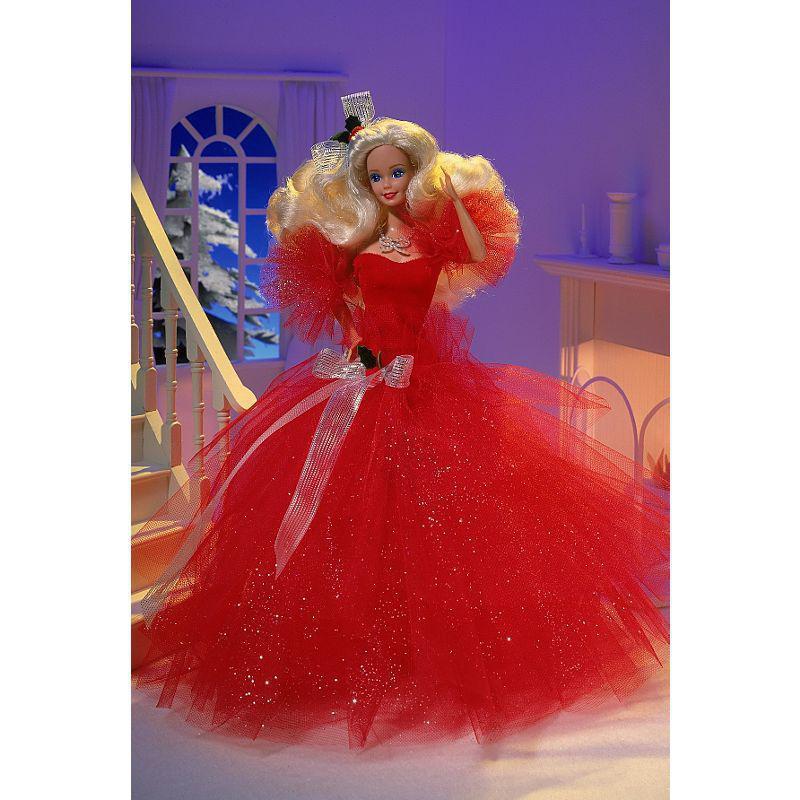 Happy Holidays Barbie