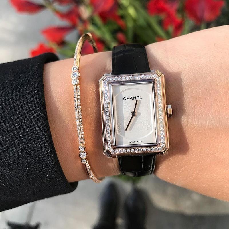 Chanel Boy-Friend Watch