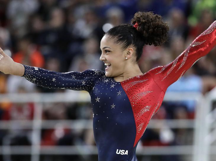 greatest women's gymnasts