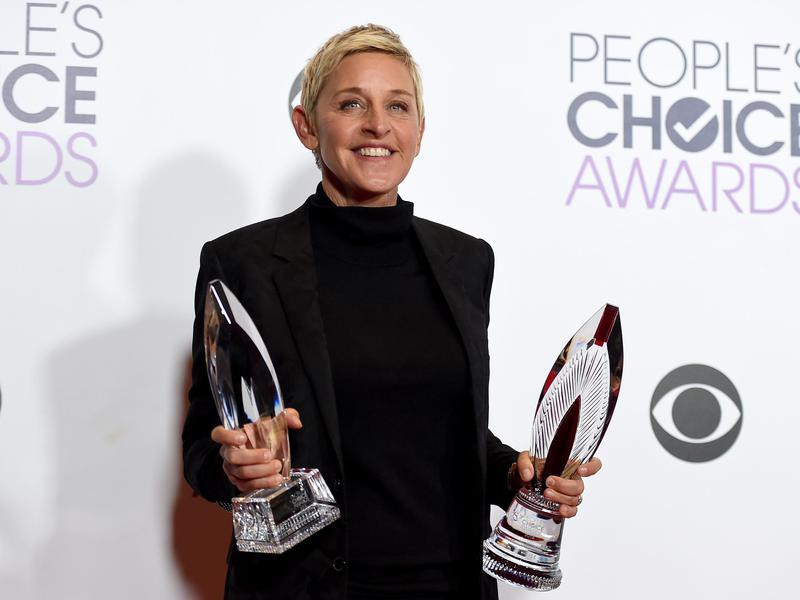 People's Choice Awards ellen