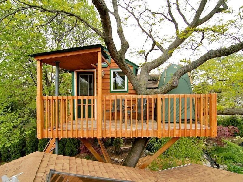 illinois treehouse