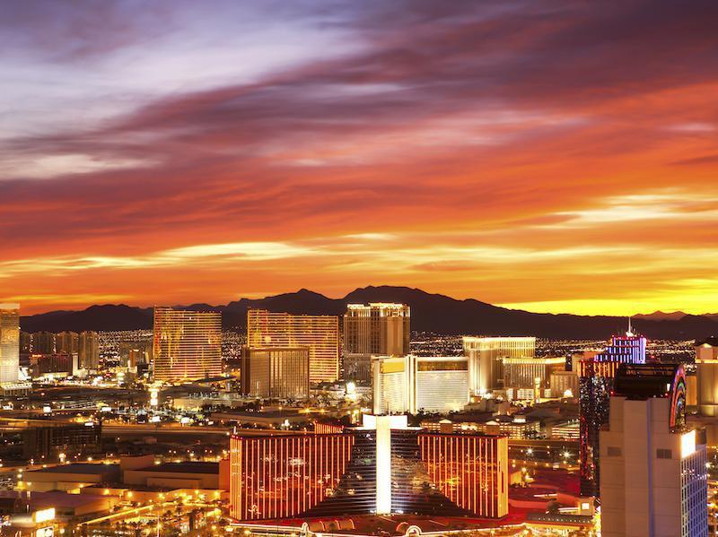 Modern Las Vegas