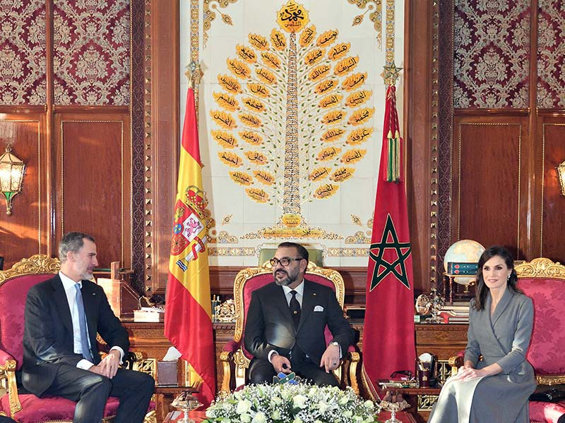 Spain/Morocco