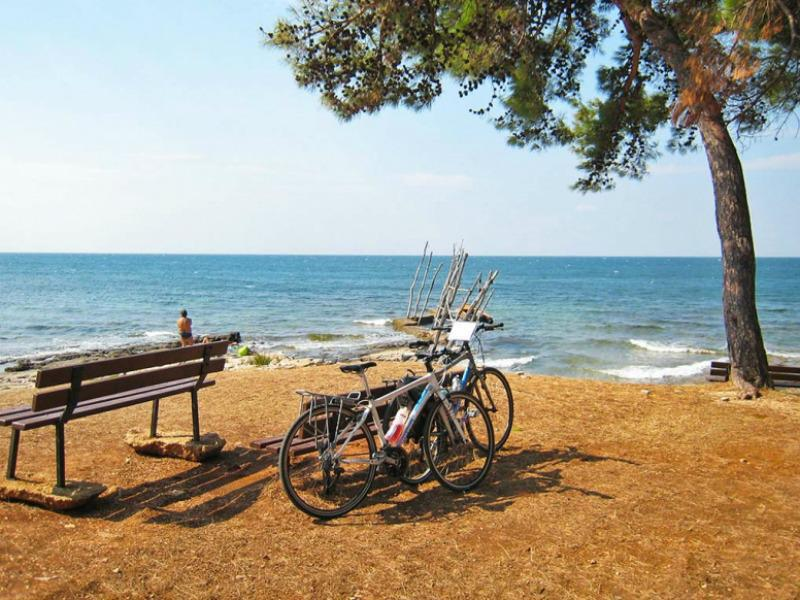 Trieste to Pula Bike Tour