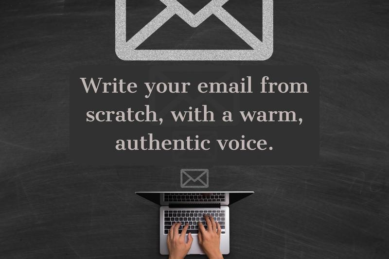 cold email no automation