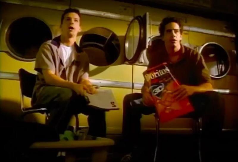 Laundromat — Doritos (1998)