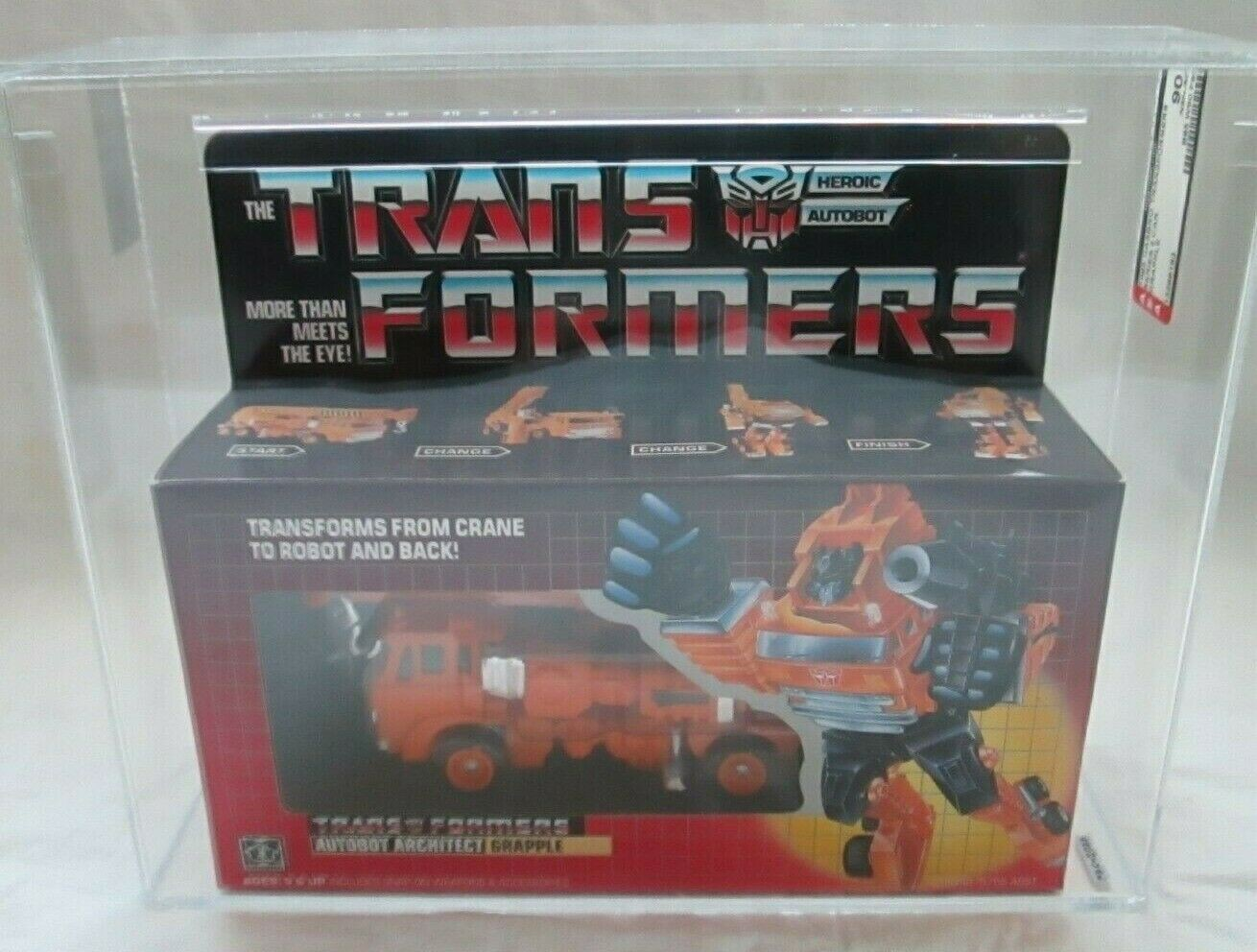 G1 Grapple transfomers