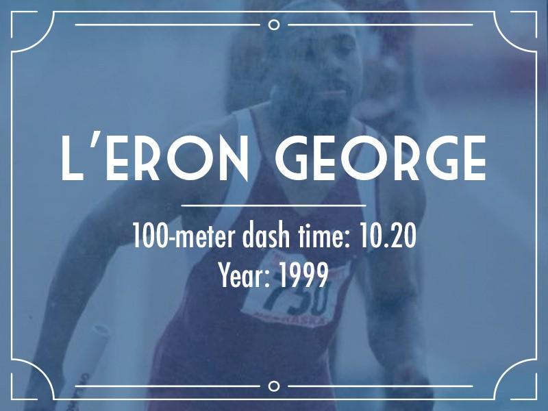 L'eron George