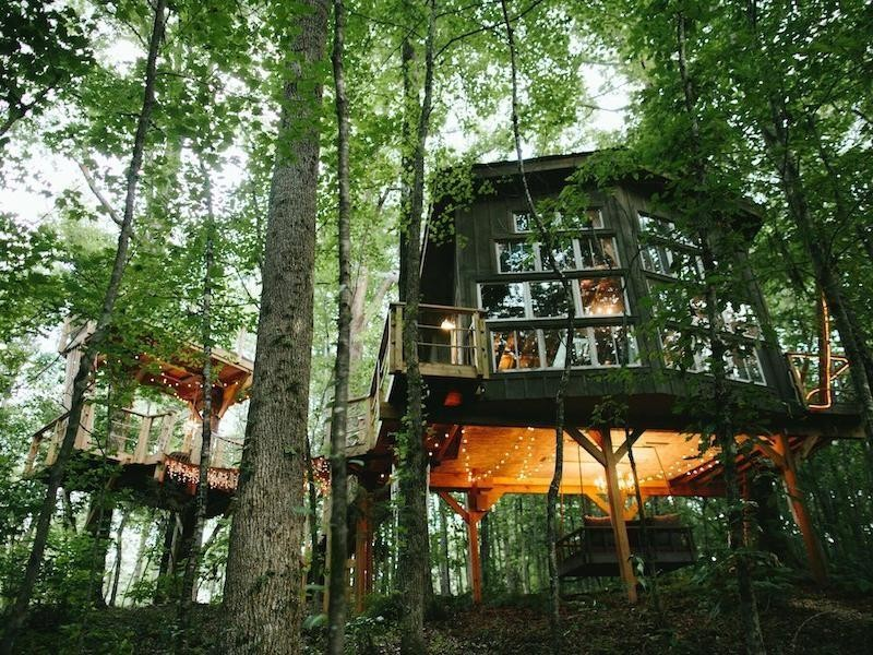 Bolt Treehouse