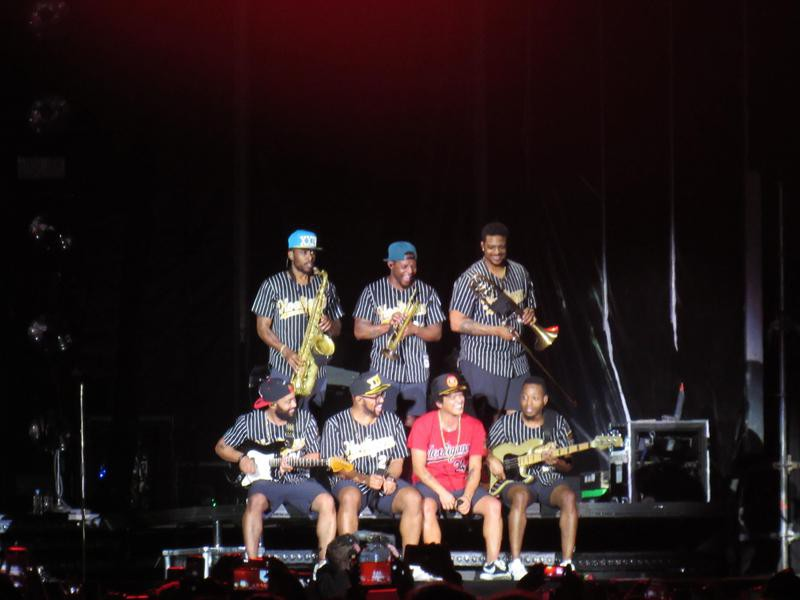 Bruno Mars '24K Magic World Tour'