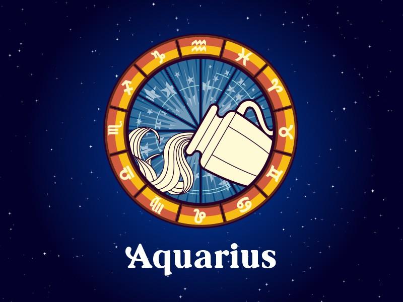 Aquarius: Jan. 20 - Feb. 18