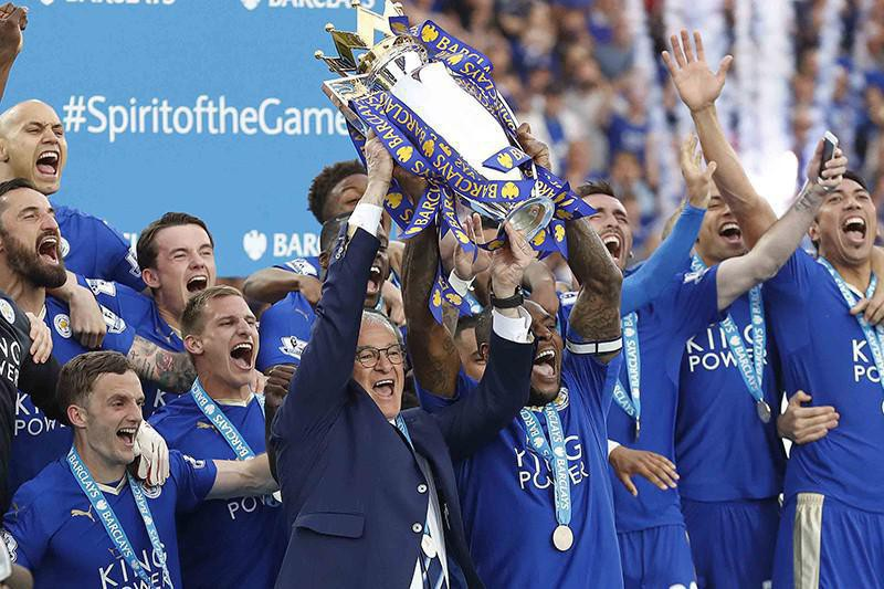 2016 Leicester City