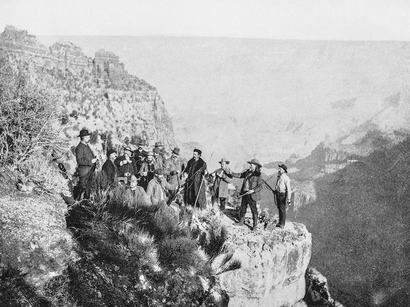 Grand Canyon - Past